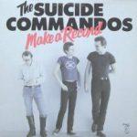 Suicide Commandos album cover