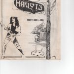 Harlots of 42nd Street flyer