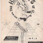 Harlots of 42nd Street flyer