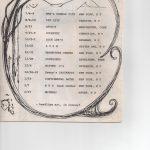 Harlots of 42nd Street calendar